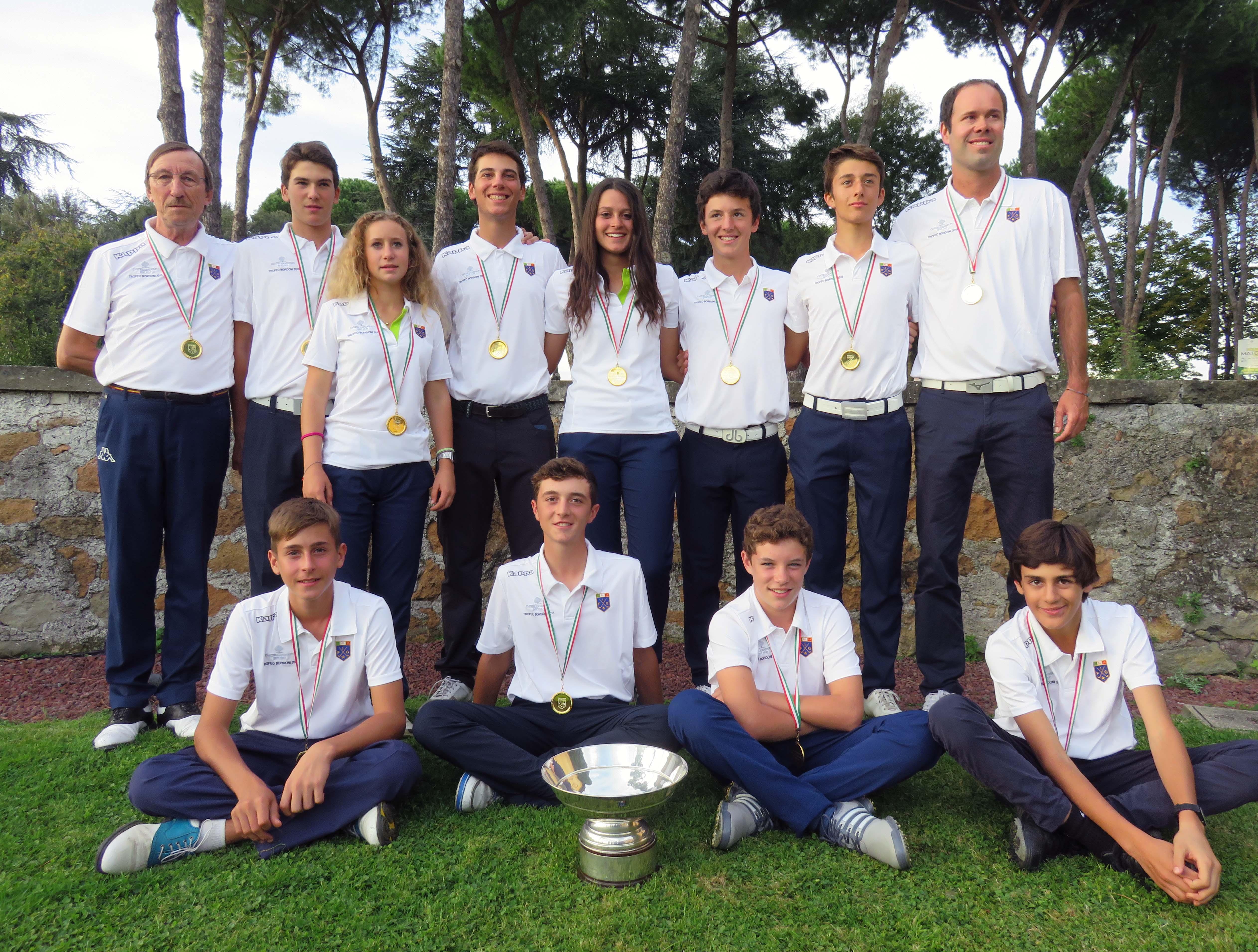 squadra lazio bordonibis 2015