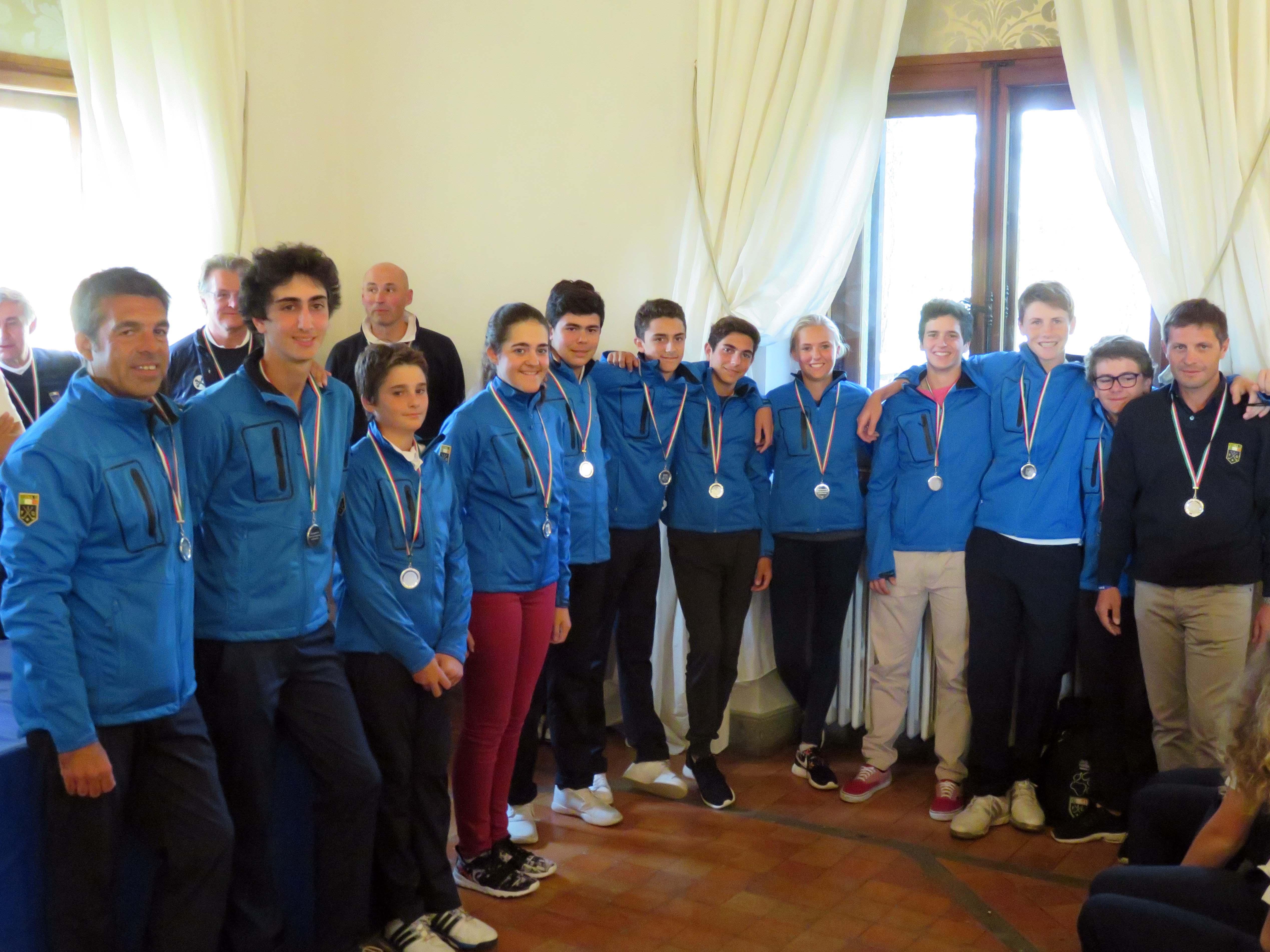 squadra piemonte bordoni 2015